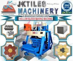 Hydraulic Concrete Hollow Block Making Machines