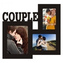 MDF Couple Photo Frame
