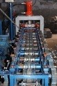 PLC Automatic Roll Forming Machine With Punching