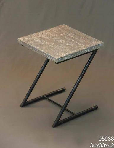 Indoor Sqaure Side Table