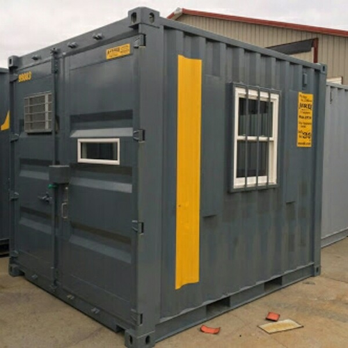Mobile Containers Manufacturer From Faridabad