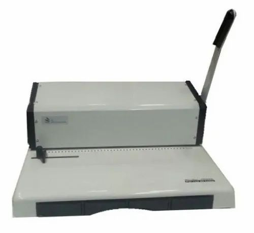 JD-999 Spiral Binding Machine, For Manual, Size/Dimension