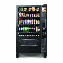 Indoor Dual Zone Vending Machine