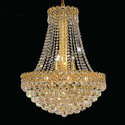 Modern Crystal Electric Chandelier