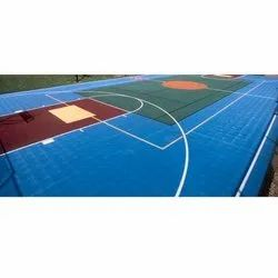 Outdoor Matte Sports Courts