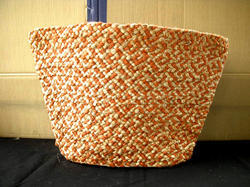 Jute Braid Basket