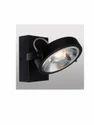 Single Lamp Symmetric Beam Non Integral Flood Light Luminary