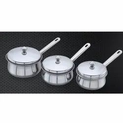 Pan Collections Royal Touch Sauce Pan Set