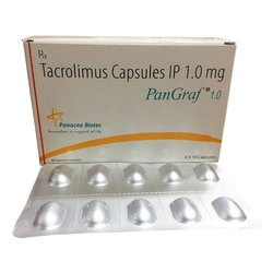 Tacrolimus Capsules IP 1 Mg