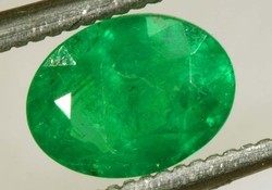 Columbian Unheated Untreated Emerald Stone for astrological Purpose