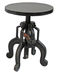 Industrial Baby Crank Table