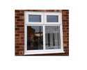 White Ultima Series Pvc Windows