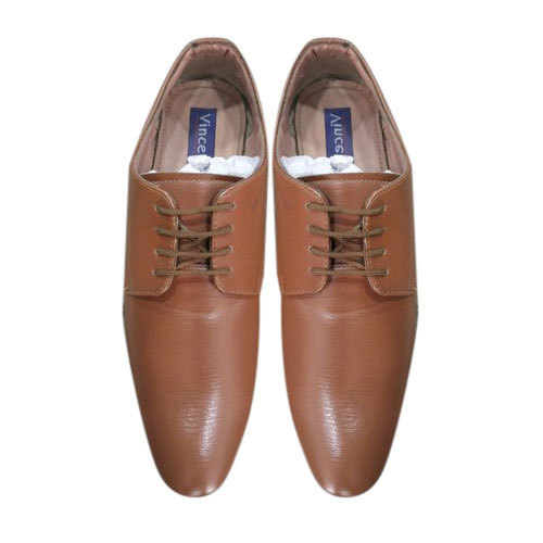 Formal Lace Up Mens Brown Office Wear Shoes Size 6 10 Rs 300
