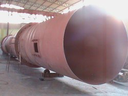 Rotary Kiln for Cement Plant
