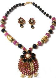 Traditional Necklace Junk Jewelry, Size: Standard