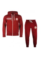 Cotton Track Suit With Hood
