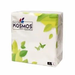 Kosmos Regular Use Quality 29x29cm Paper Napkins - 2 Ply 50 Pull