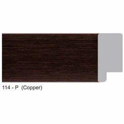 114-P Series Copper Photo Frame Moldings