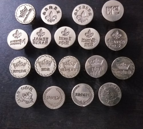 Wedding Card Stamps