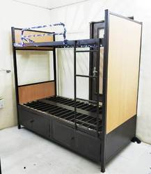 Bunk Bed Closed Panel