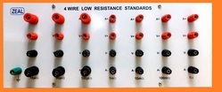 4 Wire Low Resistance Standards
