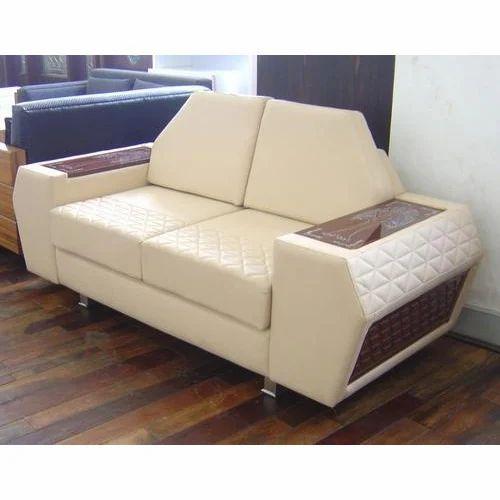 Tan Brown Indian Wedding Sofa