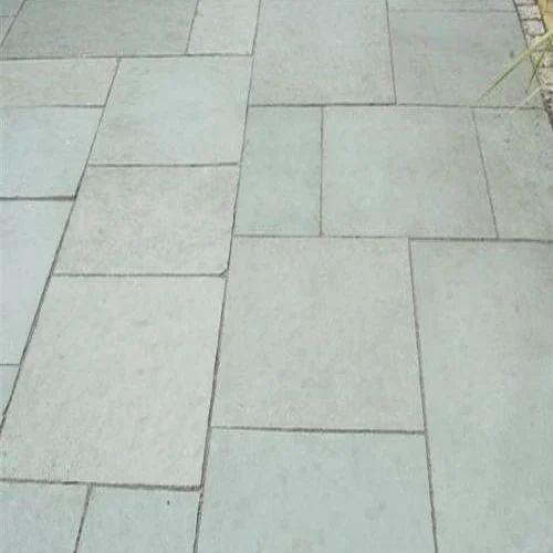 Kota Stone Flooring at Rs 125 /square feet   पत्थर का फर्श ...