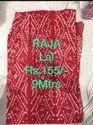 Red Bandhani Safa