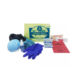 Latex Free Ebola Kit, for Basic