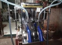 Semi Automatic Liquid Filling Machine Oil Filling Machine