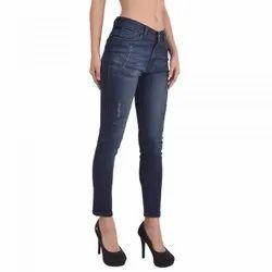Skupar Stretchable Ladies Denim Jeans