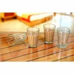 Cutting Chai Glass