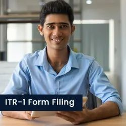 Taxation Consultant Tax Consultant ITR-1 Return Filing, in Pan India