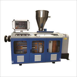 Conical Twin Screw Extruder for PVC Pipe