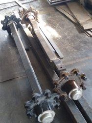 Axle for Trailer And Other Purpose