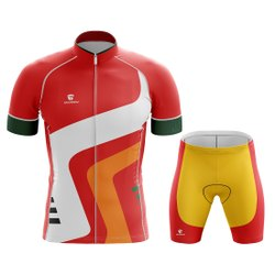 Cycling Jersey with shorts
