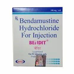 Natco Bendamustine Hydrochloride For Injection