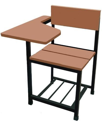 R P Wooden School Chair