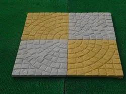 Quarter Circle Tile 400x400x25mm