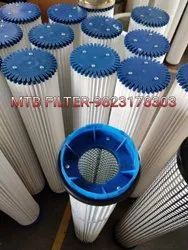Batching Silo Top Filter