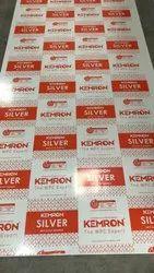 KEMRON Silver PVC Foam Board