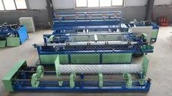 Chain Link Fencing Machine (D-25)