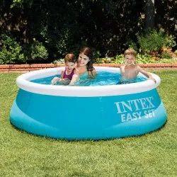 Toy Park Intex 6ft Easy Set Swimming Pool