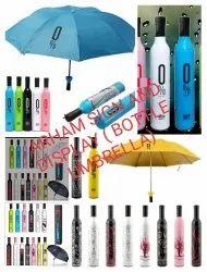 素聚酯瓶形伞,雨