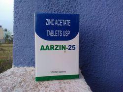 Zinc Acetate Tablets At Rs 49 Strip Zinc Tablet Id 17377859612
