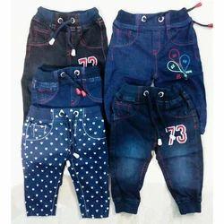 Party Wear Denim Kids Jeans