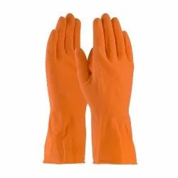 Rubber Hand Gloves - Heavy Duty