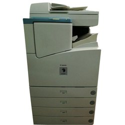 Black & White 50-60 Hz Canon used Digital Photocopier Machine, Supported Paper Size: A3, A4, Memory Size: 512 MB Max