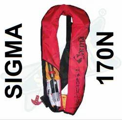 Lalizas Sigma Inflatable Life Jacket