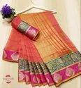 Cotton Silk Banarasi Sarees
